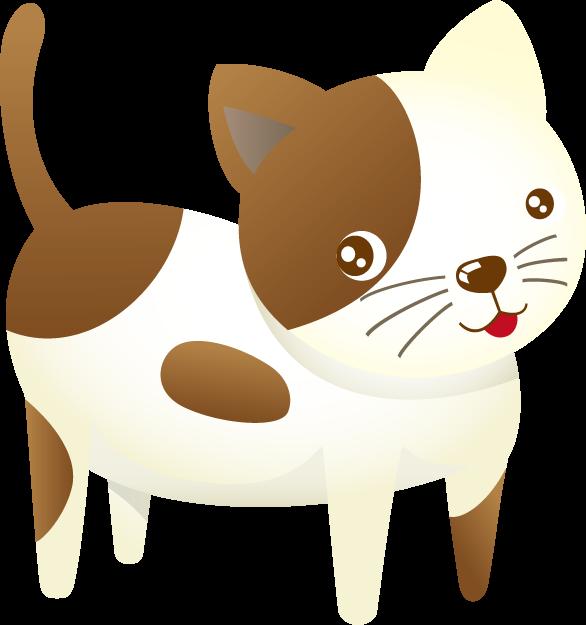 2月22日猫の日のイラスト-猫