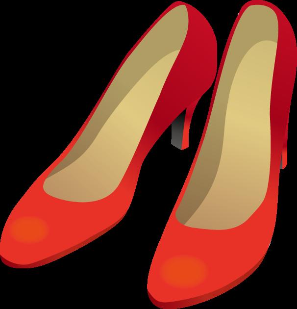3月15日靴の記念日のイラスト-婦人靴