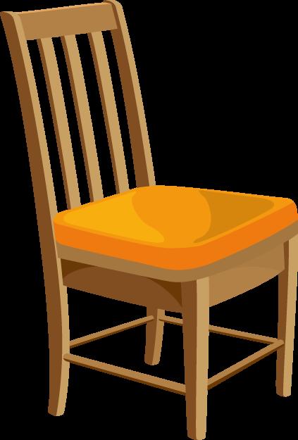 4月14日椅子の日のイラスト-椅子