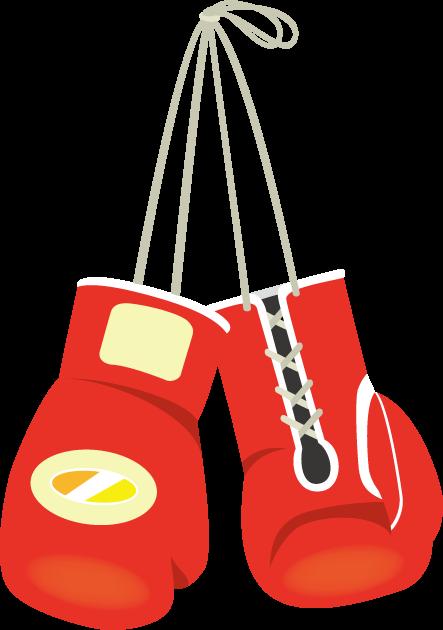 5月19日ボクシング記念日のイラスト-ボクシンググローブ