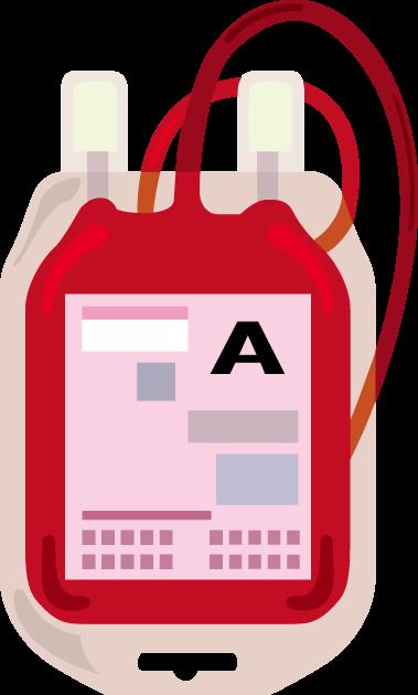 6月14日世界献血者デーのイラスト-血液製剤