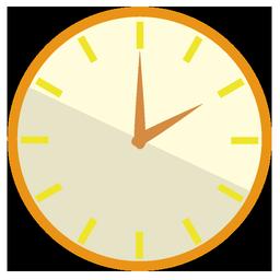 時計アイコンno01 ビジソザ