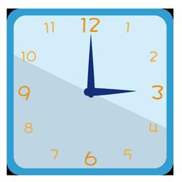 時計アイコンno03 ビジソザ