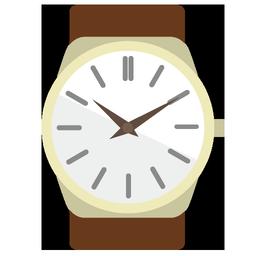 時計アイコンno09 ビジソザ