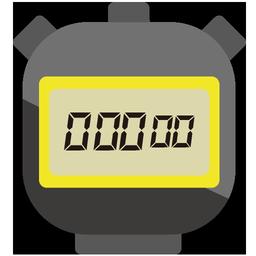 時計アイコンno13 ビジソザ