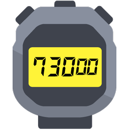時計アイコンno14 ビジソザ