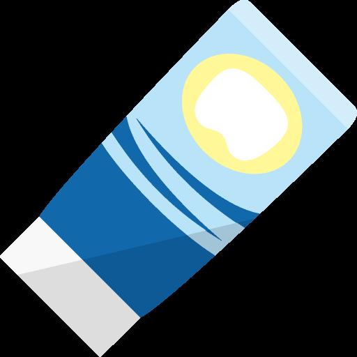 歯磨き剤のイラスト