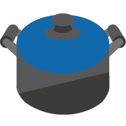 調理器具アイコンno01 ビジソザ