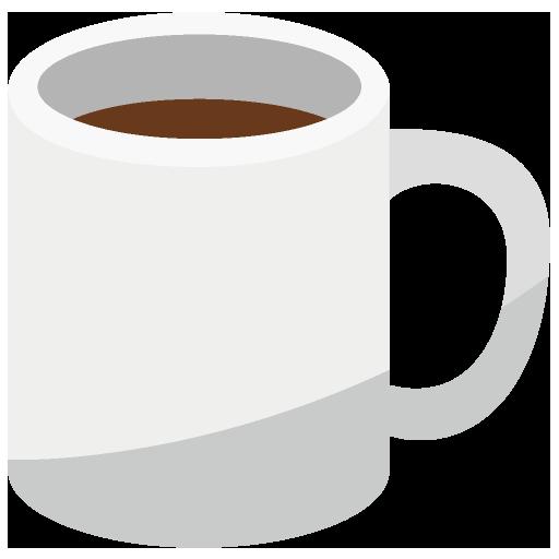 コーヒーのイラスト
