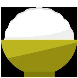 食べ物アイコンno01 ビジソザ