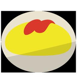 食べ物アイコンno04 ビジソザ