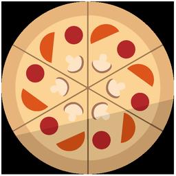 食べ物アイコンno08 ビジソザ