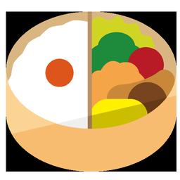 食べ物アイコンno14 ビジソザ