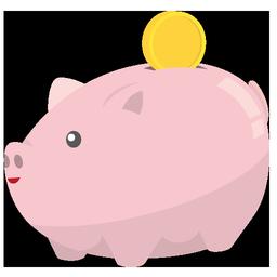 金融アイコンno08 ビジソザ