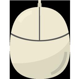 マウスアイコンno01 ビジソザ