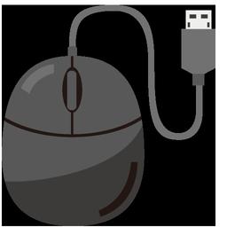 マウスアイコンno03 ビジソザ