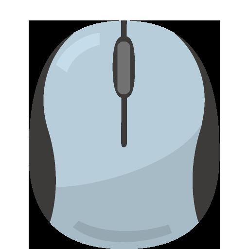 無線マウスのイラスト