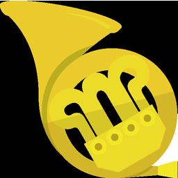 楽器アイコンno05 ビジソザ
