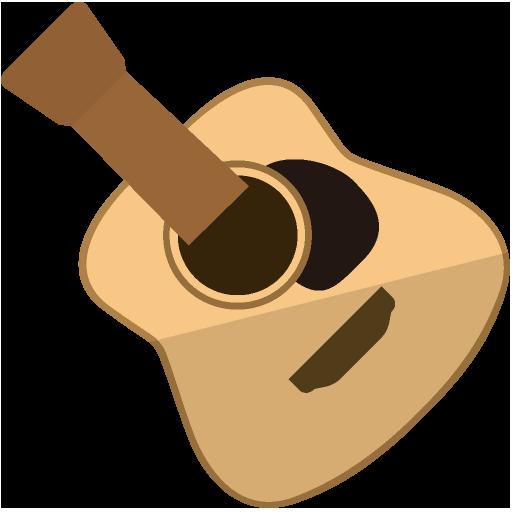 ギターのイラスト