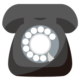 電話アイコンno01 ビジソザ