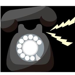 電話アイコンno02 ビジソザ
