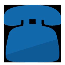 電話アイコンno15 ビジソザ