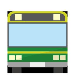 交通手段アイコン2 No02 ビジソザ
