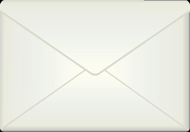封がされた封筒