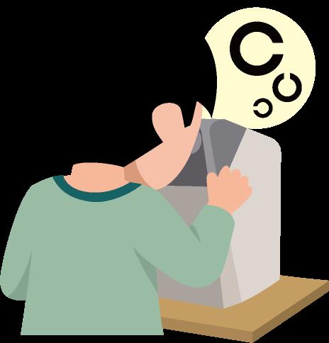 視力検査のイラスト