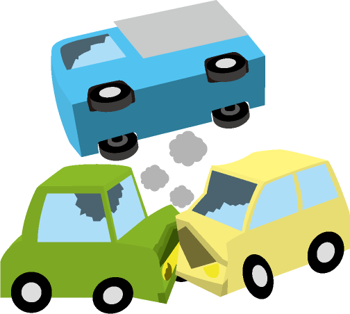 重大事故のイラスト